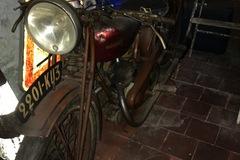 Vente: Moto RAVAT WONDER 175 cm3 - année 1933