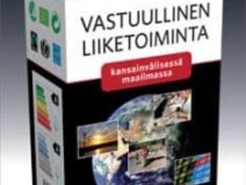 Myydään: Vastuullinen liiketoiminta kansainvälisessä maailmassa