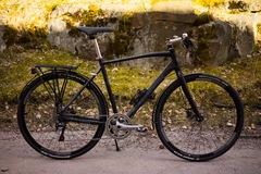 Myydään: Crescent Muddus 2016 Cyclocross Bike Polkupyörä