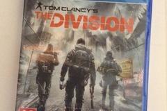 Myydään: The Division PS4