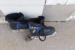 Selling: Selling used roller-blades in good conditions