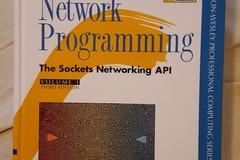 Myydään: Unix Network Programming