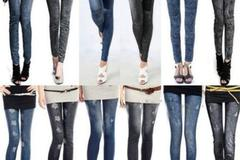 Sell: 60 Pair off High Quality Long Women's Jeans Legging