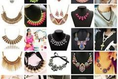 Sell: 200 Units of Brand New Women Necklace - New Packaging