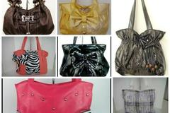 Sell: 30 High Quality New Design & Color Full Size Ladies Handbags