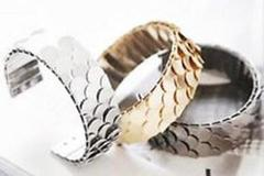 Sell: 200 Units of Assorted Cuff Bangles - Individually Packaged