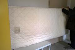 Annetaan: Giving a thick matress