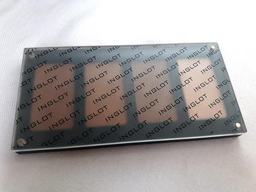 Venta: Paleta de polvos Inglot HD Sculpting Powder