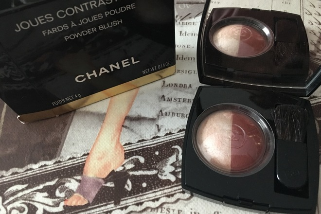 a5c1a017f Colorete iluminador Chanel - Beautiers