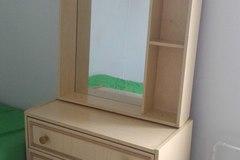 Myydään: Cupboard with mirror