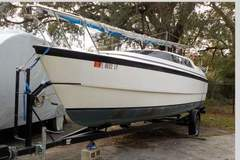 Requesting: Help Setting Up MacGregor 26X Sailboat I Just Bought