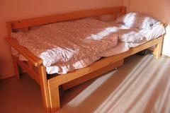 Myydään: (Double) Bed / Sofa with mattresses