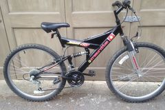 """Renting out: Gents dual suspension ATB bicycle bike 19"""""""