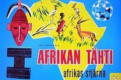 Tarvitaan: Afrikan tähti board game