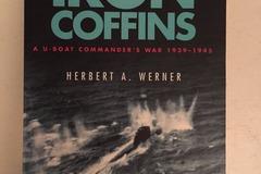 Myydään: Iron Coffins