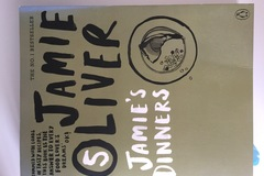 Myydään: Jamie's Oliver Cookbook
