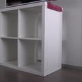 Myydään: Kallax Hylly: A book/kitchen shelf
