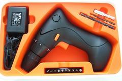 Myydään: FIXA Screwdriver / drill, a Li-ion battery 7.2V