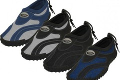 "Sell: New Wholesale Men's ""Wave"" Water Shoes (Asst. Colors)"