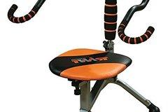 Myydään: Ab-Doer Twist Abdominal Trainer