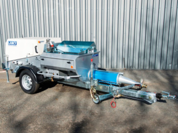 Daily Equipment Rental: LANCY TCL20 Liquid Floor Screed Pump