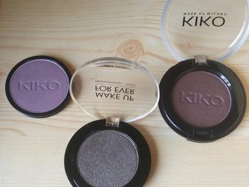 Venta: Sombras Make up for ever y Kiko