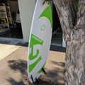 Renting out: Underground Surfboard with straps - 5'8""