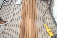 Offering: Custom Carpentry and teak decking