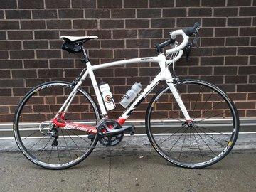 Hourly Rate: 58cm Carbon Fiber Road Bike