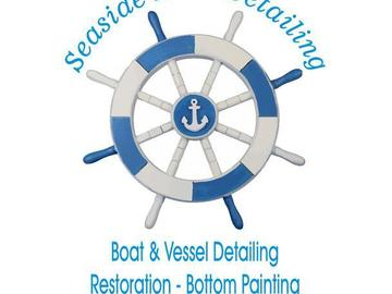 Offering: Seaside Boat Detaining For All Of Your Detailing Needs