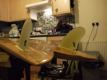 For Rent: Cork Twin Fin