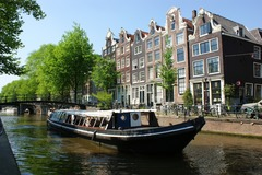 Rent per hour: Rent a Private Boat on the Amsterdam Canals