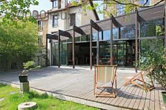 Offres: Terrasse et jardin Zen dans Maison d'architecte