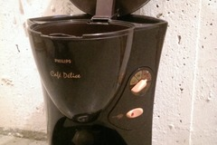 Myydään: Philips café délice coffee maker