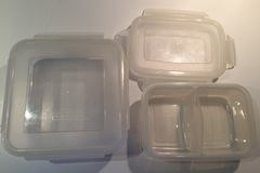 Myydään: Plastic Pots 2
