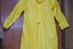 ください: ワッペン付ランドセルコート(黄色・150cm)