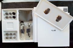 Myydään: VJJB N1 earphone