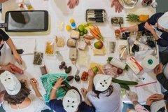 Offre: Ateliers culinaires de groupe destinés aux entreprises