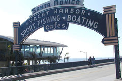 Monthly Rentals (Owner approval required): Santa Monica Beach CA, Secure Garage Parking near the beach