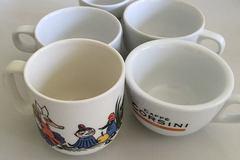 Myydään: cups