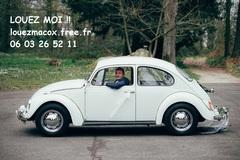 Location voiture: Très belle Cox 1200 de 71 à louer pour tout évènement