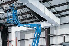 En alquiler: Plataforma elevadora tipo articulada - Genie Z34/22 DC