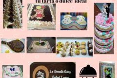 Anuncios: Pasteleria La Sirenita Guay
