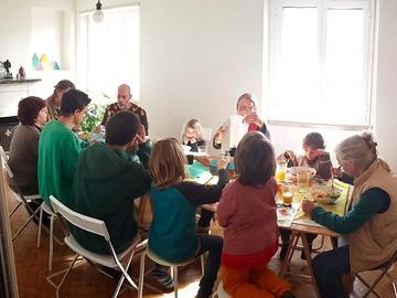 Workspace Profile: Cowork space in Caldas da Rainha, Portugal