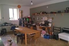 Renting out: Työhuonepaikka muusikolle/musiikkityöläiselle Vallilassa