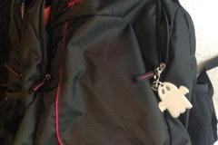 Myydään: Black Backpack, Skybags, 45l