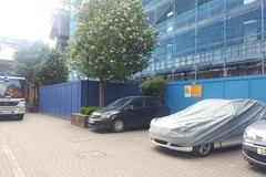 Monthly Rentals (Owner approval required): London U.K., Secure Parking on Pepper Street, Canary Wharf