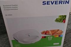 Myydään: Sandwich toaster
