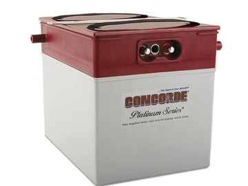 Parts For Sale: RG-390ES  Concord Battery