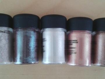 Venta: Porciones pigmentos MAC